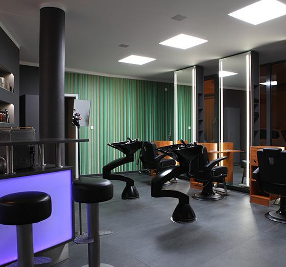 Just Men Salon – Wohlfühlzone für Männer